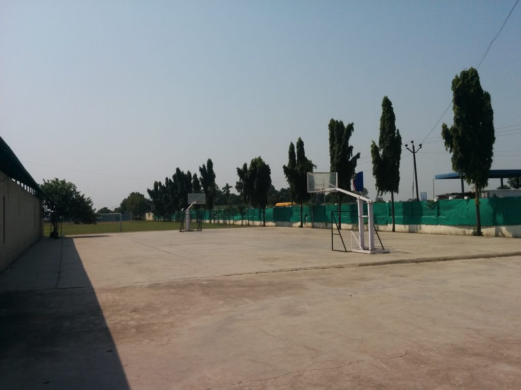 Basketball ground - PP Savani Abrama