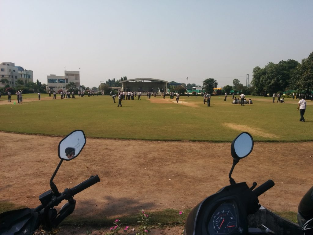 PP Savani Abrama Cricket Ground