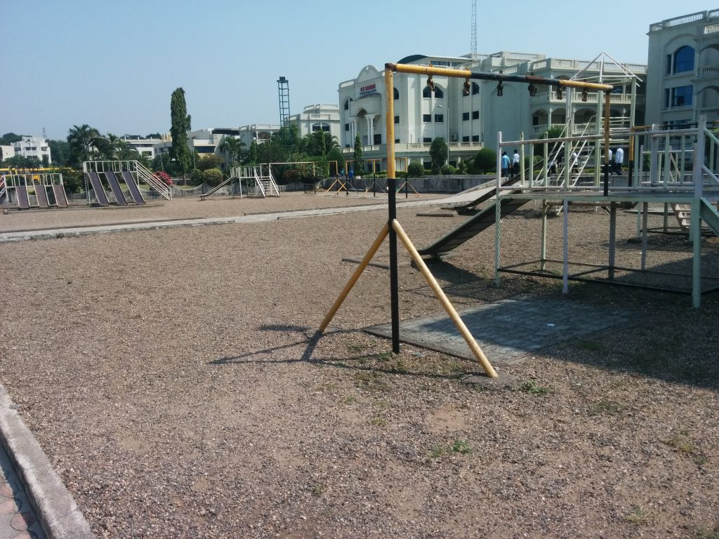 PP Savani International school Playground