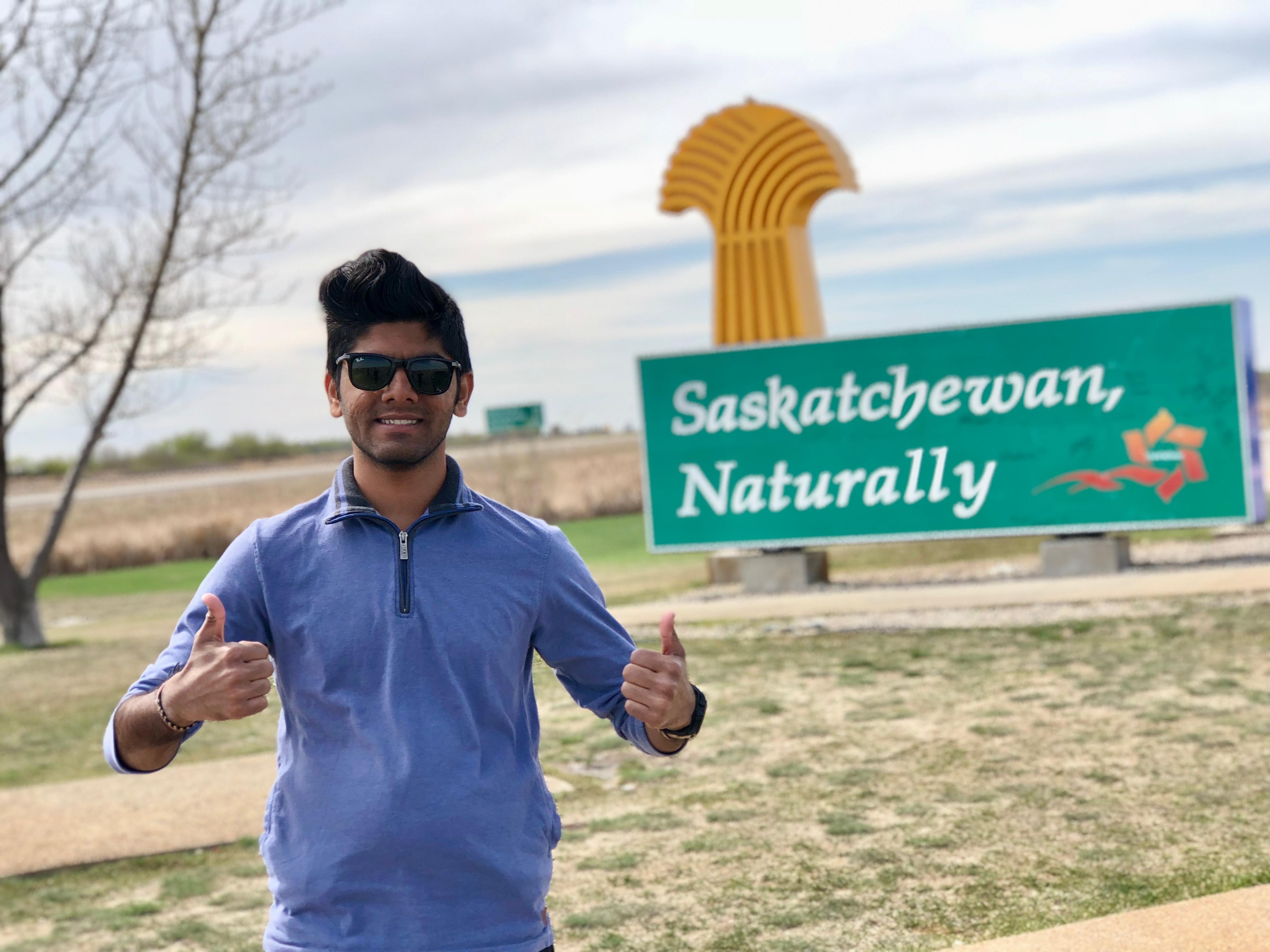 Saskatchewan - Land of Living Skies